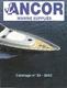 Ancor Marine Suplies presenta il catalogo prodotti 2012