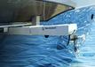 Attrezzature per la nautica: le nuove gruette e plancette Besenzoni