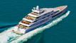 Allestimenti navali: l'impegno di Videoworks per il nuovo maxi yacht cinese