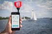 Accessori multimediali per la navigazione: da Vaavvud l'innovativo anemometro per iOs e Android